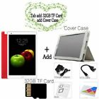 Tablet PC 10.1 Inch Android 8.0 4GB/32GB Octa Core Dual Sim Phone Call eBook GPS