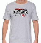 FREE SHIPPING Super Bowl LIV Champions Kansas City Chiefs Logo NFL Team Shirt $14.8 USD on eBay