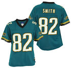 Reebok NFL Women's Jacksonville Jaguars Jimmy Smith #82 Player Jersey, Teal $19.99 USD on eBay