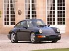 1993 Porsche 911 Carrera RS 30000 Miles Black metallic Coupe 3.6 Liter 6 cylinde
