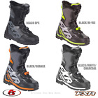 New 2020 FXR Men's X-CROSS PRO BOA Snowmobile Boots Black/Hi-Vis/Orange/White