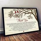 Led Zeppelin Thank You lyric song if the sun refused to shine poster [No Framed]