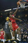 276650 Kenneth Faried Houston Rockets Dunk NBA Basketball DECOR PRINT POSTER CA on eBay