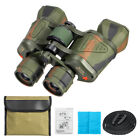 Day/Night Vision HD Hunting Binoculars 50x50 Waterproof Telescopes Coordinates