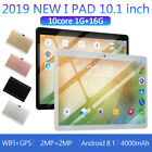 "10.1"" / 7"" Tablet Android 8.1 1G 16GB Ten Octa-Core Dual SIM Camera 3G Wifi PC"