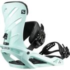 2020 Salomon Rhythm Mens Blue Snowboard Bindings