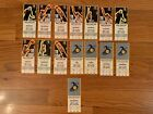1990-91 & 1991-1992 Indiana Pacers Season Ticket Stub- Pick One on eBay