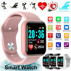 Waterproof Bluetooth Smart Watch Phone Mate For iphone IOS Android Samsung LG B*