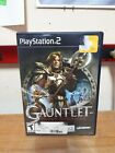 Playstation 2 PS2 Gauntlet Seven Sorrows Midway Used Complete W/ Manual