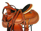 BARREL RACING 15 16 COWGIRL WESTERN SADDLE HORSE PLEASURE TRAIL BLING SHOW TACK