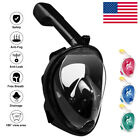 Kyпить Anti Fog Full Face Snorkel Mask Swimming Dive Scuba Goggles Adult Kids For GoPro на еВаy.соm
