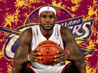 162094 LEBRON JAMES Cleveland Cavaliers NBA Wall Print Poster Affiche on eBay