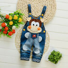 IENENS Infant Baby Boys Denim Overalls Clothes Toddler Kids Boy Bottom Clothing