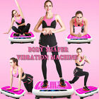 Slim Vibration Fitness Platform Machine Plate Body Shaper Exercise Massage 180W for sale  Shipping to Nigeria