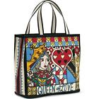 brighton     QUEEN OF LOVE FASHIONISTA   TOTE    $100    new with tag image
