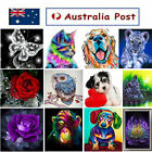 5d Diy Animals Diamond Painting Kit Embroidery Cross Craft Home Wall Decoration