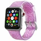 Glitter Strap for Apple Watch Band Bracelet for iWatch 5 4 3 38 40mm 42 44mm image