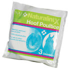 NAF NaturalintX Hoof Poultice Minor Foot Wounds Abrasions  Hot Cold Wet Dry 3-10