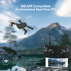 UK! Eachine E58 WIFI FPV 2MP Camera Foldable Arm RC Drone Quadcopter Toy Gift xg