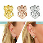 Magic Earring Lifters Ear Lobe Support Backs Hypoallergenic Firmly 3 Pairs