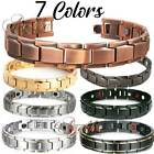 Kyпить COPPER THERAPEUTIC ENERGY MULTI BIO MAGNETIC BRACELET MEN WOMEN ARTHRITIS PX02 на еВаy.соm