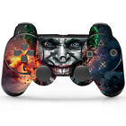 Skin Sticker Decal for Playstation3 Controller Dualshock Wireless Controller PS3
