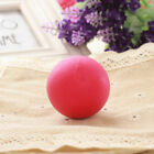 Boomer Red Ball Indestructible Solid Dog Toy Various Toys Pet Size M1G7