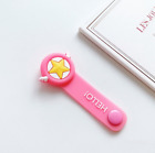 Cartoon Headphone Charger PC Cable Winder Protector Manager Holder for iPhone