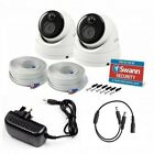 Swann SWPRO-5MPMSD PK2 5MP Super HD Thermal Security Cameras For DVR 5580 4980 A