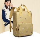 New Cartoon Bag Dog Print Laptop Backpack School Shoulder Bag And Cute Purse