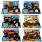 Hot Wheels Monster Trucks 1:24 Collection Choose Your Favourite