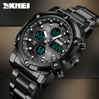 SKMEI DIGITAL WRISTWATCH COUNTDOWN STAINLESS STEEL FASHION SPORTS WATCH 1389 image