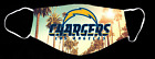 Los Angeles Chargers Custom Face Mask $13.0 USD on eBay