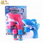 Bubble Gun Shark With 2 Pack Bubbles
