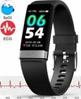 Smart Watch Sport Bracelet ECG HRV PPG Heart Rate Blood Pressure Health Monitor