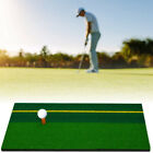 10ft Golf Practice Cage Driving Net Training Aid Mat with 3Balls+Carry Bag+Mat