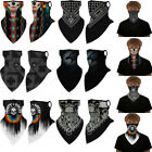 Windproof Dust Scarf Wrap Outdoor Sport Bandana Neck Cover Balaclava Face Cover
