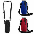 Внешний вид - US Adjustabl Shoulder Strap Carrier Insulated Neoprene Water Bottle Holder Cover