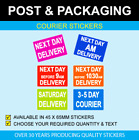 Courier Stickers
