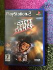 SPACE CHIMPS PS2 PLAYSTATION 2 GAME! WITH MANUAL, PAL UK
