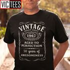 Men's Vintage Limited 1937 1947 1957 1967 1977 1987 1997 Edition - 80th