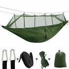 Portable Camping Hammock With Mosquito Net By Sirius Survival - 7 Colors