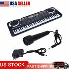 Kyпить 61 Key Digital Music Electronic Keyboard Kids Electric Piano W/ Microphone DN на еВаy.соm