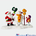 Dept 56 Frosty the Snowman His Magic Hat