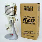 Boxes for the Vintage K O Toy Outboard Boat Motors
