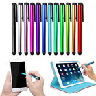 Universal Metal Touch Screen Stylus Pen For Ipad Iphone Smart Phone Tablet Ew
