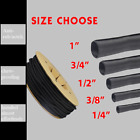 Split Wire Loom Tube Self-Wrapping Braided Cable Sleeves Cords Hider & Guards