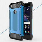 Shockproof Armor Hybrid Case Cover For Huawei P8 P9 P10 P20 Lite Mate 10 20 Pro