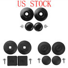 2 Set Universal Cookware Pot Pan Lid Knob Cover Handle Kit w/Screw Gasket Washer
