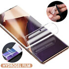 For Samsung Galaxy Note 20 / 20 Ultra Soft Hydrogel Full Screen Protector Film